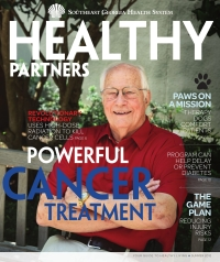 SGHS Healthy Partners Magazine Summer 2012 Edition